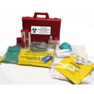 Mobile & Stationary Spill-Clean Up Kit