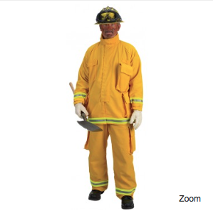 Wild Fire Protective Clothing