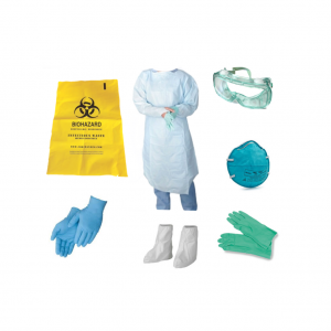 Personal Protection Safety Packs (PPE)