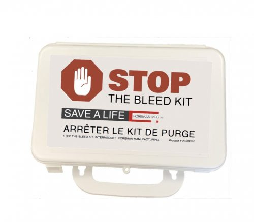 stop the bleed kit
